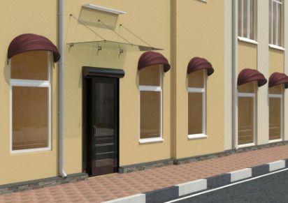 Согласование фасада здания и его изменения в Нижнем Новгороде.
