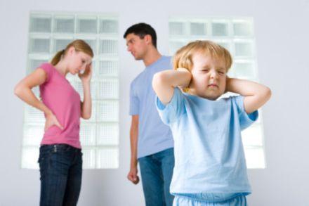 Семейные споры, алименты при расторжении брака.